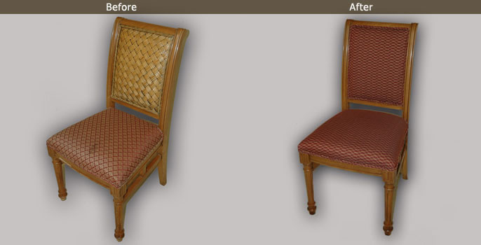 Furniture Re-upholstery
