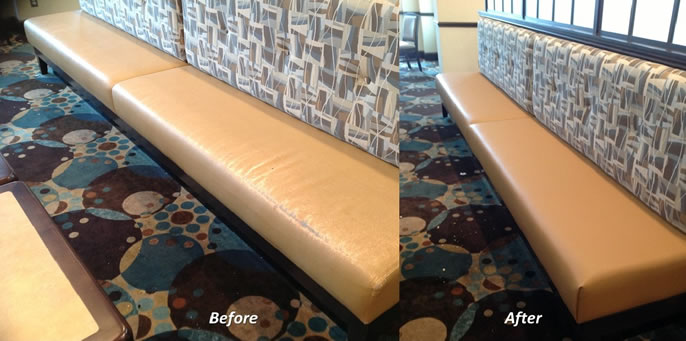 Bench Re-upholstery