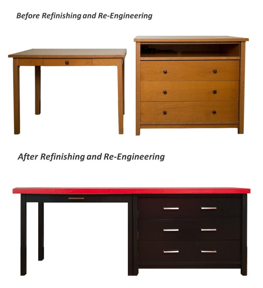 Furniture Re-engineering